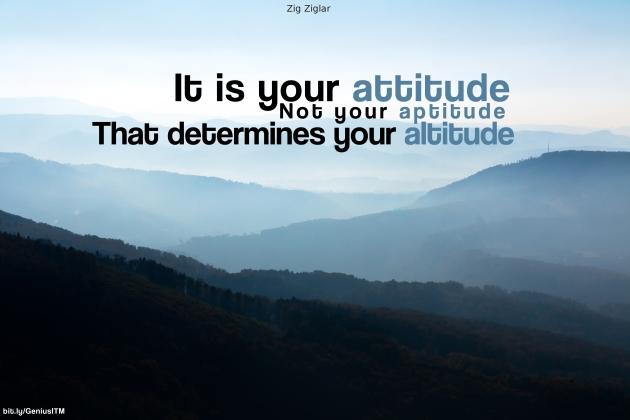 attitude-101