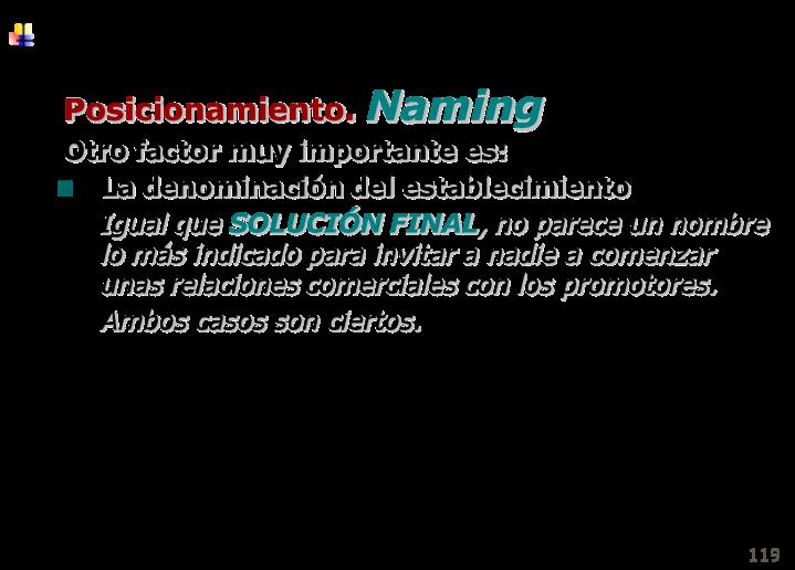 Naming 3